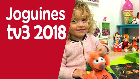 catàleg TV3 de joguines i figures 2018